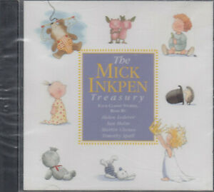 The-Mick-Inkpen-Treasury-CD-Audio-Book-4-Classic-Stories-Martin-Clunes-Tim-Spall