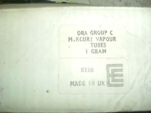 BT5B-English-Electric-valve-Co-Ltd-thyratron-Ora-Groupe-C-Valve-comme-indique