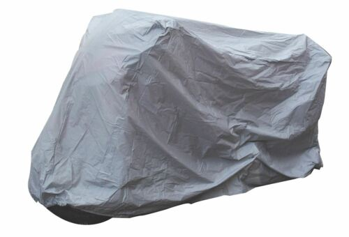 Bikit Heavy Duty PVC Motorcycle Motorbike Lightweight Rain Cover Extra Large