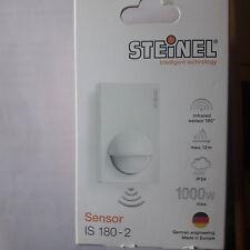 Steinel Bewegungsmelder IS 180-2 Sensor weiß od. Schwarz