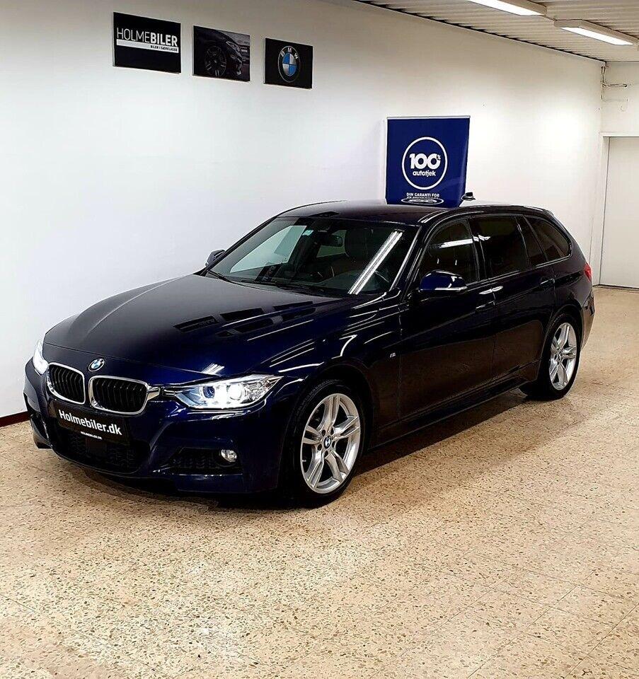 BMW 320d 2,0 Touring M-Sport xDrive aut. 5d - 284.900 kr.