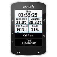 Garmin Edge 520 Gps Cycling Computer 010-01368-00 / Edge 520 Performance Bundle