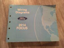 Ford 2014 Focus Focus St Wiring Diagram Service Shop Repair