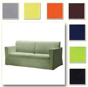 Image Is Loading Custom Made Cover Fits Ikea Sandby 3 Seater