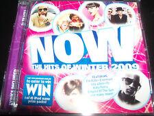 Now Hits Of Winter 2009 Various CD Katy Perry Lily Allen Jason Mraz Flo Rida + K