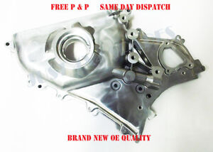 New Engine Crankshaft Oil Pump For Nissan Navara D40 Pick Up 2.5DCi (2005-2010)