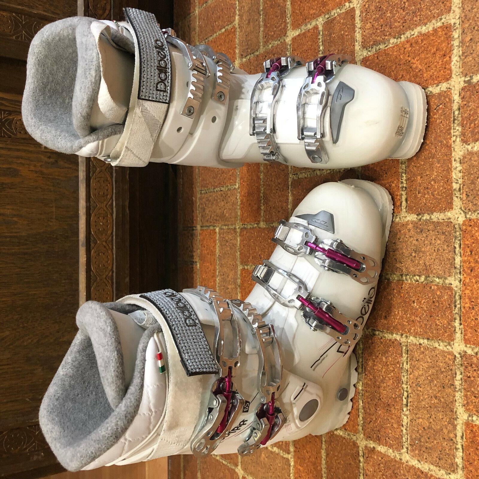 Dalbello Ultra 65 Women's Ski Boots 2017 23.5 US sz 6