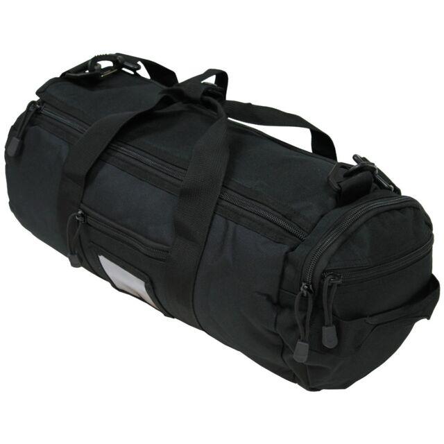 Mfh Backpack Bag Duffle Man Woman Military Operation Round Molle 30652 Black Ebay