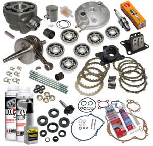 kit-pack-haut-moteur-Am6-moto-Mbk-Xlimit-enduro-Sm-Xpower-50CC-2t-complet-neuf