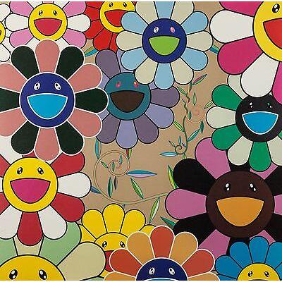 Takashi Murakami, Hand Signed Lithograph, Limited Edition - Killer Pink