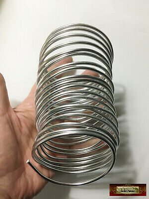 M00333-5ft MOREZMORE 3mm Aluminum Wire 5 Ft Annealed Puppet Sculpture Armature
