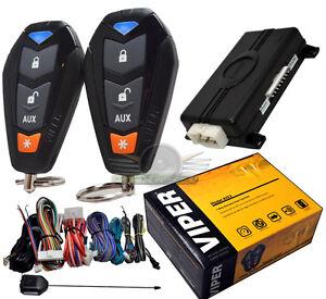 viper 4105 remote start and keyless entry 2000ft range 4 button remotes 4105v ebay. Black Bedroom Furniture Sets. Home Design Ideas