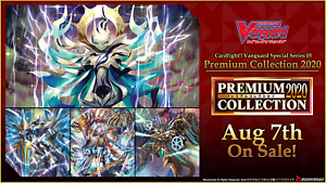 Cardfight Vanguard Premium Collection 2020 English NEW SEALED