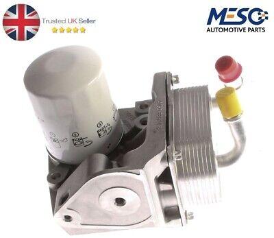 Ford Originali Nuovo Di Zecca Olio Cooler Radiatore Focus Cmax C-max 1.8 2003-2011- Buona Conservazione Del Calore