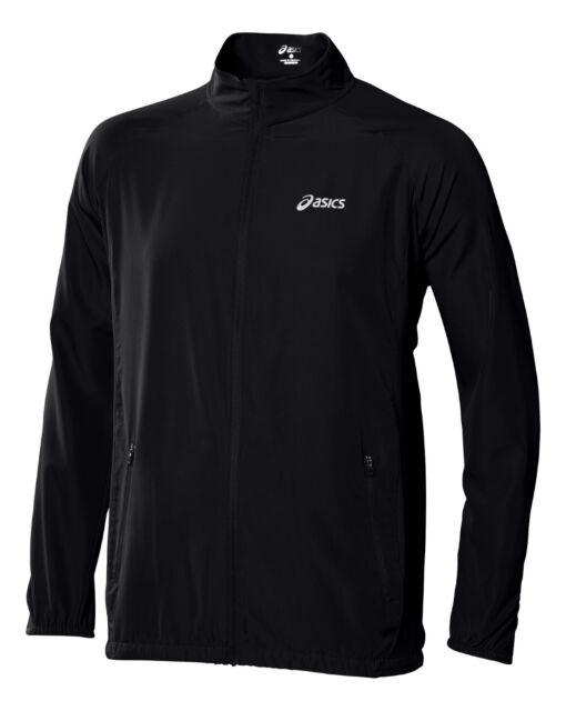 Asics Woven Jacket Running Herren Laufjacke Windabweisend 110411-0904