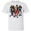 Donald-Trump-Thriller-Halloween-Costume-Zombie-Werewolf-Funny-Jackson-TShirt miniature 8