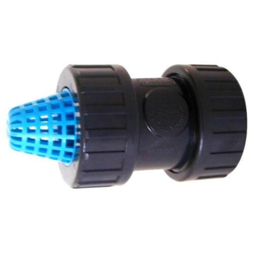 Fußventil PVC Rückschlagventil Wasser