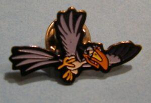 DISNEY-LION-KING-ZAZU-CAPH-BELGIUM-vintage-pin-badge-Z4X