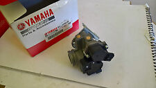 New Genuine Yamaha Carburettor Throttle Body 4P7-13750-00 XC125E Vity 08-14