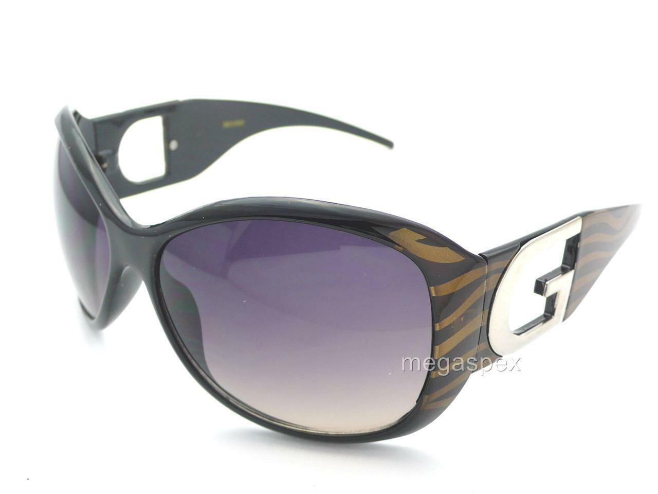 b91fa241f7a0 Designer Celebrity Style Large Womens Sunglasses assorted Colours DG 155