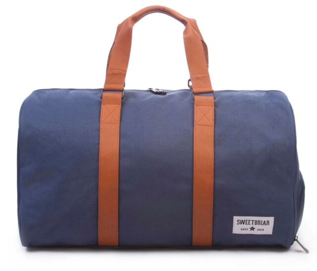 Weekender Duffel with Shoe Compartment Sweetbriar Classic Duffle Bag