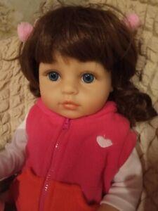 Silicone Baby Doll Reborn Full Body Gift 48cm Vinyl Bath Toys Toy Anatomically