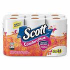 Scott 47618 Comfortplus 12-Double Roll Toilet Paper - White