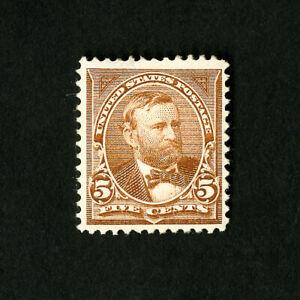 US-Stamps-270-Superb-OG-H