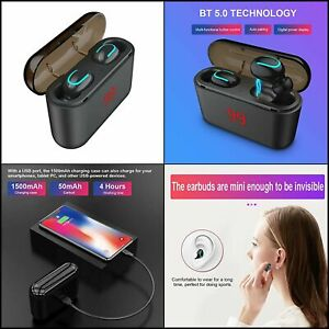 Ecouteurs-TWS-BT-5-0-sans-Fil-Stereo-Casque-Sport-Mains-Libres-boite-Micro-Neuf