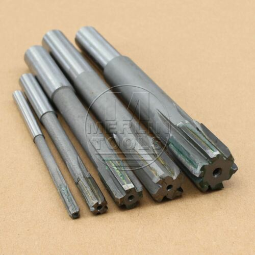 Select Size 16.0mm to 22.0mm Carbide Tip Straight Shank Reamer