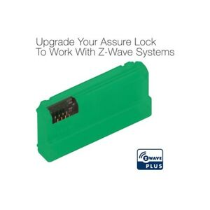 Yale Assure Z-Wave Network Module; integrate your Yale Lock to home auto system!