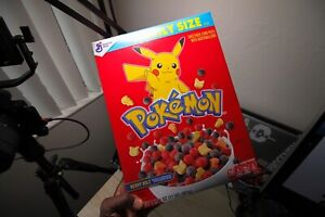 Pokemon Exclusive Cereal - Berry Bolt - Limited Time!