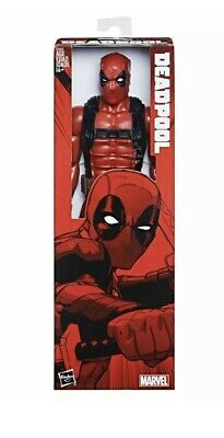 VHTF 2017 MARVEL TITAN HERO ACTION FIGURE DEADPOOL 12/""