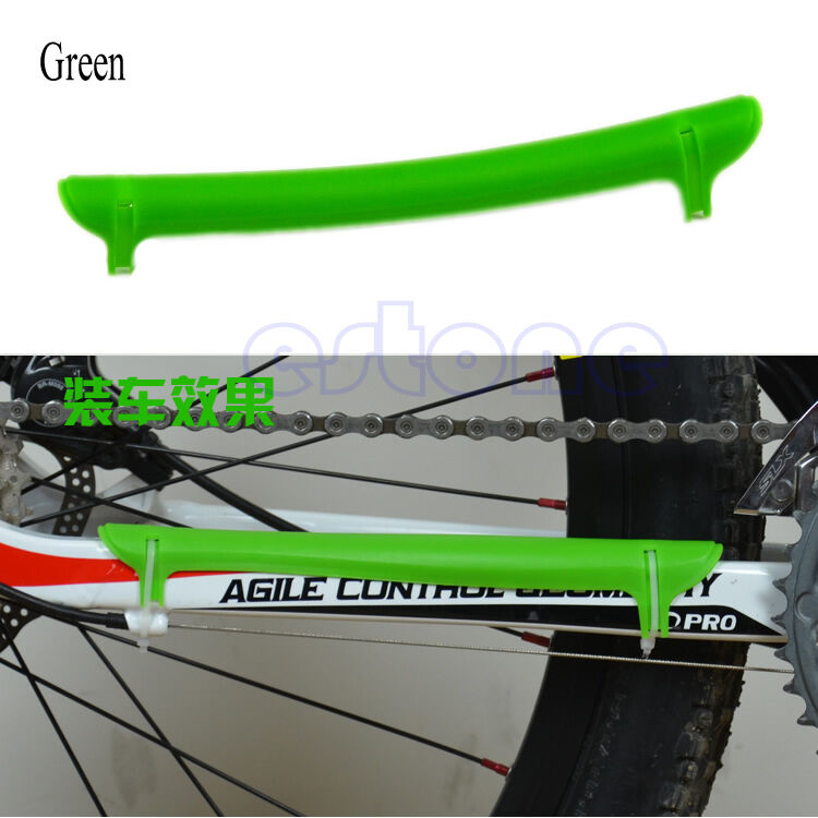 Bike Bicycle Frame Chain Guard Chain Stay Rear Fork Pad Protector CoverRKCA