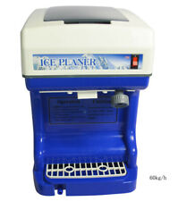 Techtongda 110v Commercial Fully Automatic Electric Ice Shaver Ice Crusher