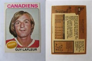 1975-76-OPC-O-Pee-Chee-126-Lafleur-Guy-canadiens