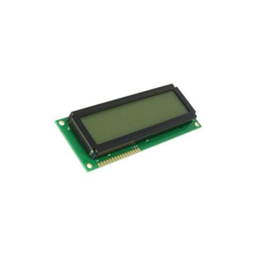 DEM 16215 SYH-LY-CYR22 Display LCD alphanumerisch STN Positive 16x2 122x44x14,5