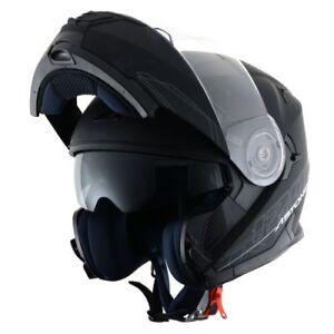 Helmet-Modular-Astone-Rt-1200-Mono-Matt-Black-2018-SIZE-XS-lt-XXL