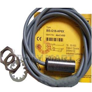 New-TURCK-Photo-electric-Sensor-BI5-G18K-AP6X-Proximity-Switch-Embeddable