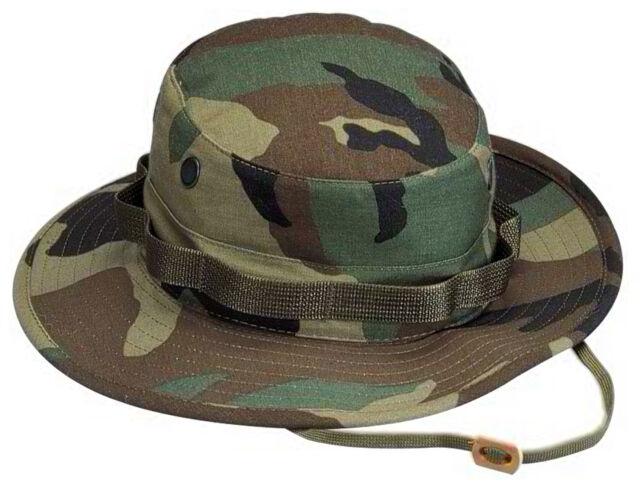 Rothco Boonie Hat 5816 Tiger Stripe Camo 7.75  3ac2bb43a29a