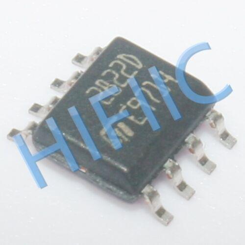 10PCS TDA2822D 2822D Double Alimentation basse tension Amplificateur SOP8