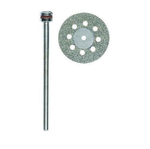 Proxxon Disco troncatore diamantato forato Ø 38mm sbavare, smerigliare 28844