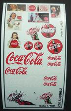 COCA Cola Pubblicità decals 1:160 Spur N