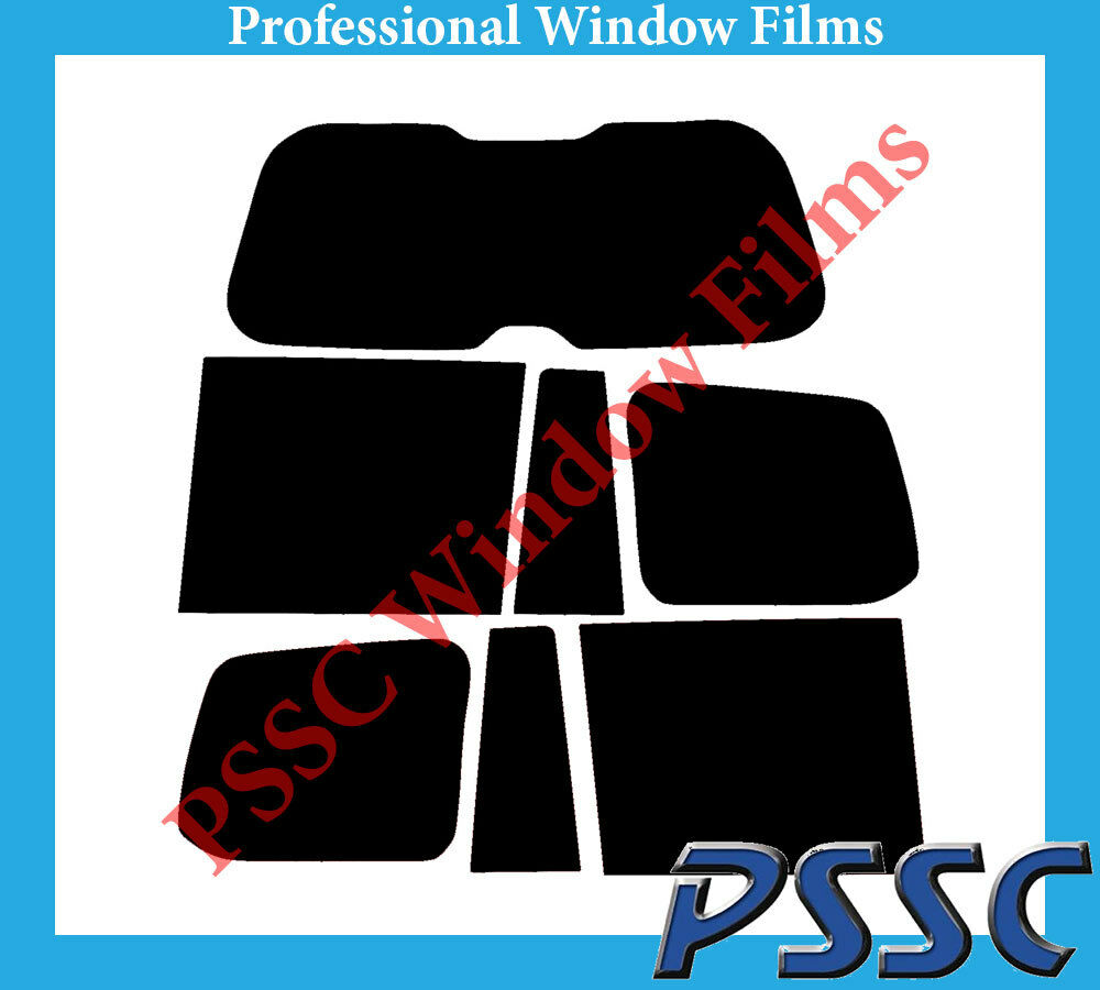 PSSC Pre Cut Rear Car Window Films - Toyota Land Cruiser 200 2008 to 2016
