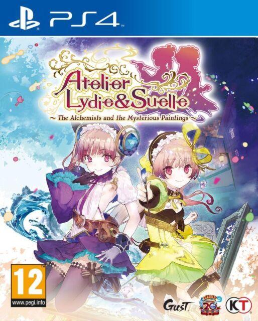 Atelier Lydie y Suelle (PS4) Nuevo Sellado PLAYSTATION 4