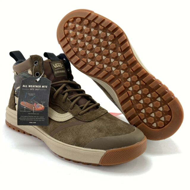 vans ultrarange hi dl mte shoes dark earth brown nomad camo sz 11 vn0a4bu5tyg for sale online ebay vans ultrarange hi dl mte shoes dark earth brown nomad camo sz 11 vn0a4bu5tyg