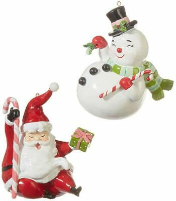 Raz Imports Christmas Ornaments, Choose Your Style ...