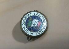 Consociazione Turistica Italiana Brosche emailliert 15mm Touring Club Italia