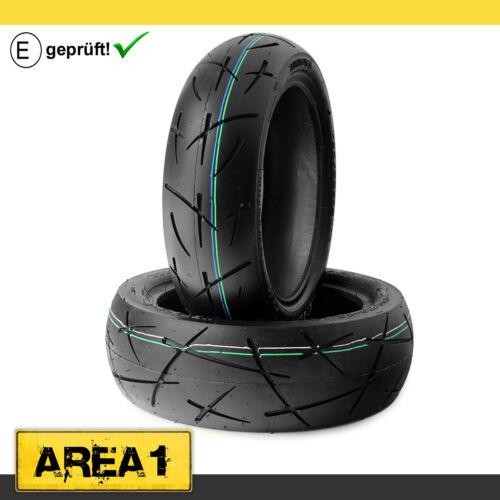 Innova Meteor Roller Reifen Set 2x 120//70-12 51P Peugeot Speedfight 2 TKR 50