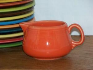 Fiesta-POPPY-Small-Figure-8-Creamer